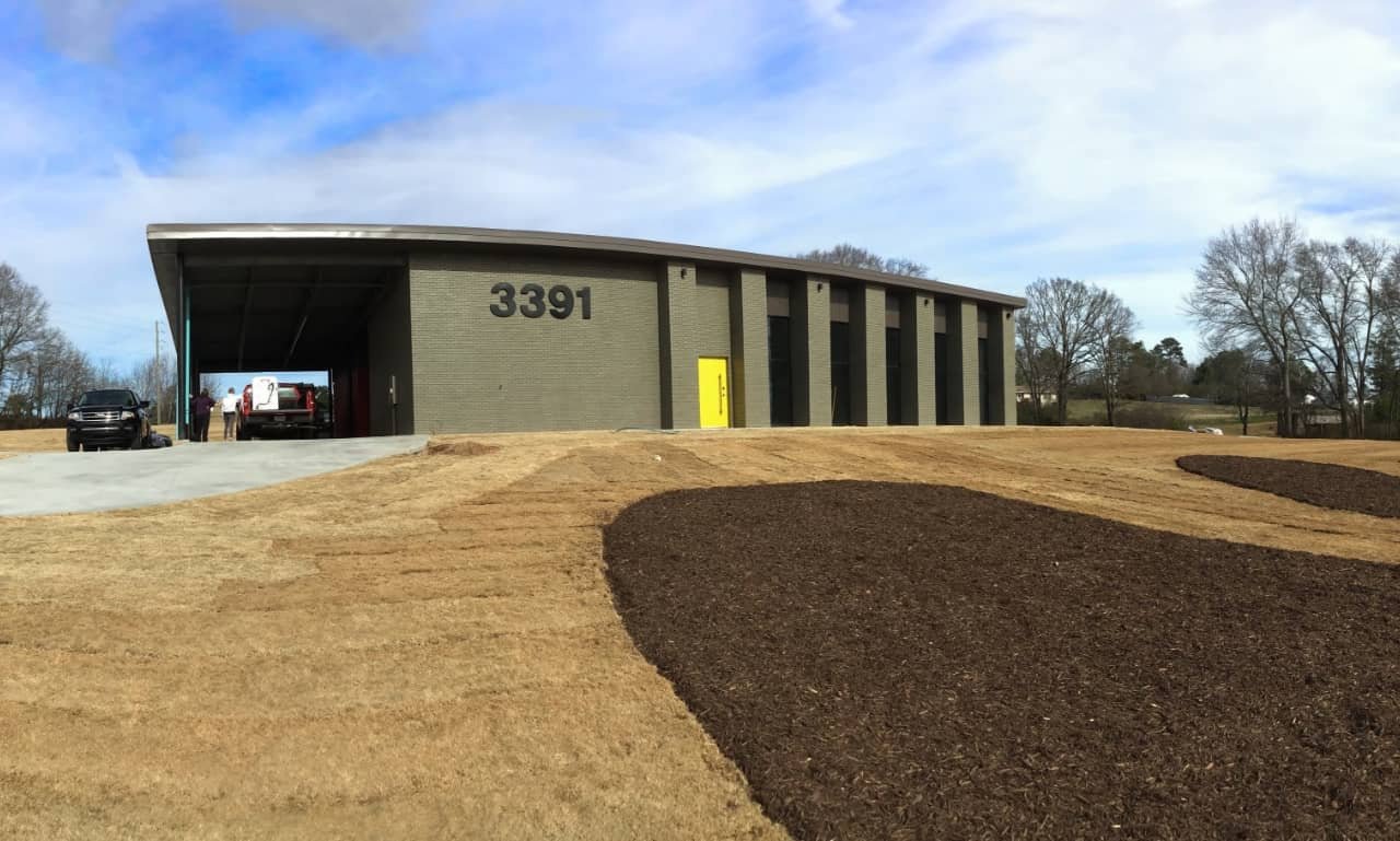 Hybrid container farmhouse