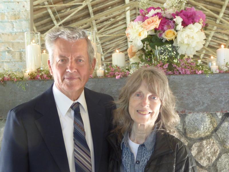Dennis & Darlene DeLano couple headshot