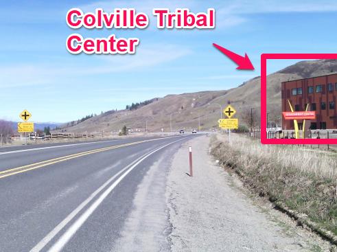 Colville Tribal Center
