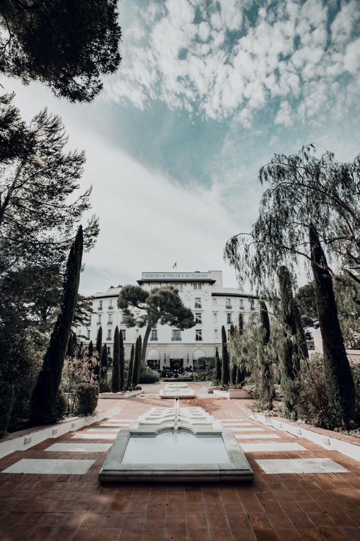 Four Seasons Grand-Hotel du Cap-Ferrat