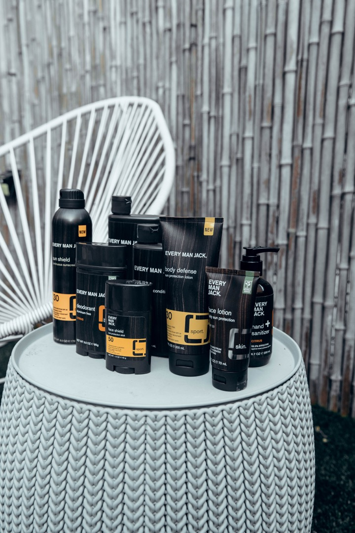 product photography grooming