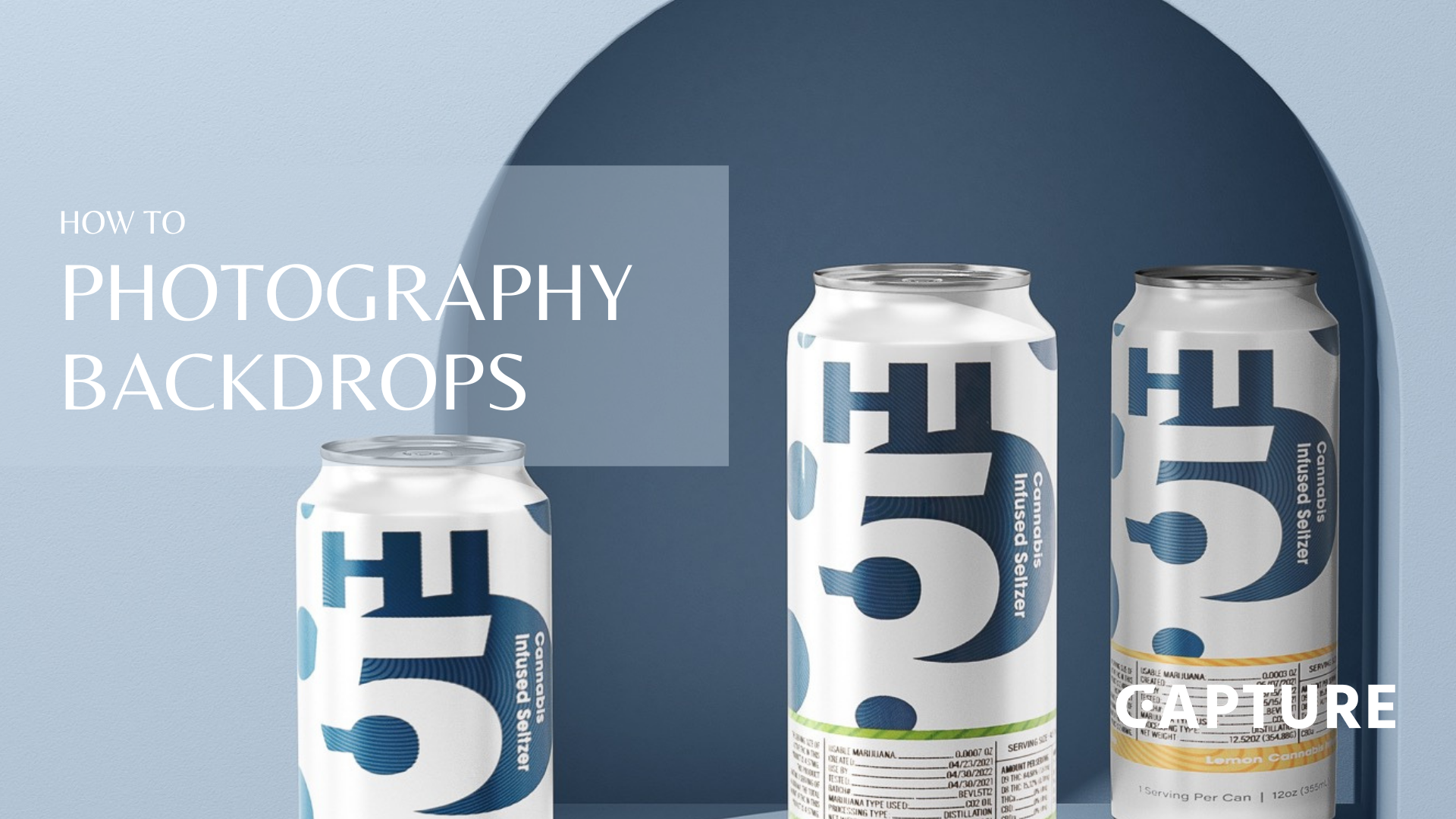 How to Choose the Right Product Photography Backdrops