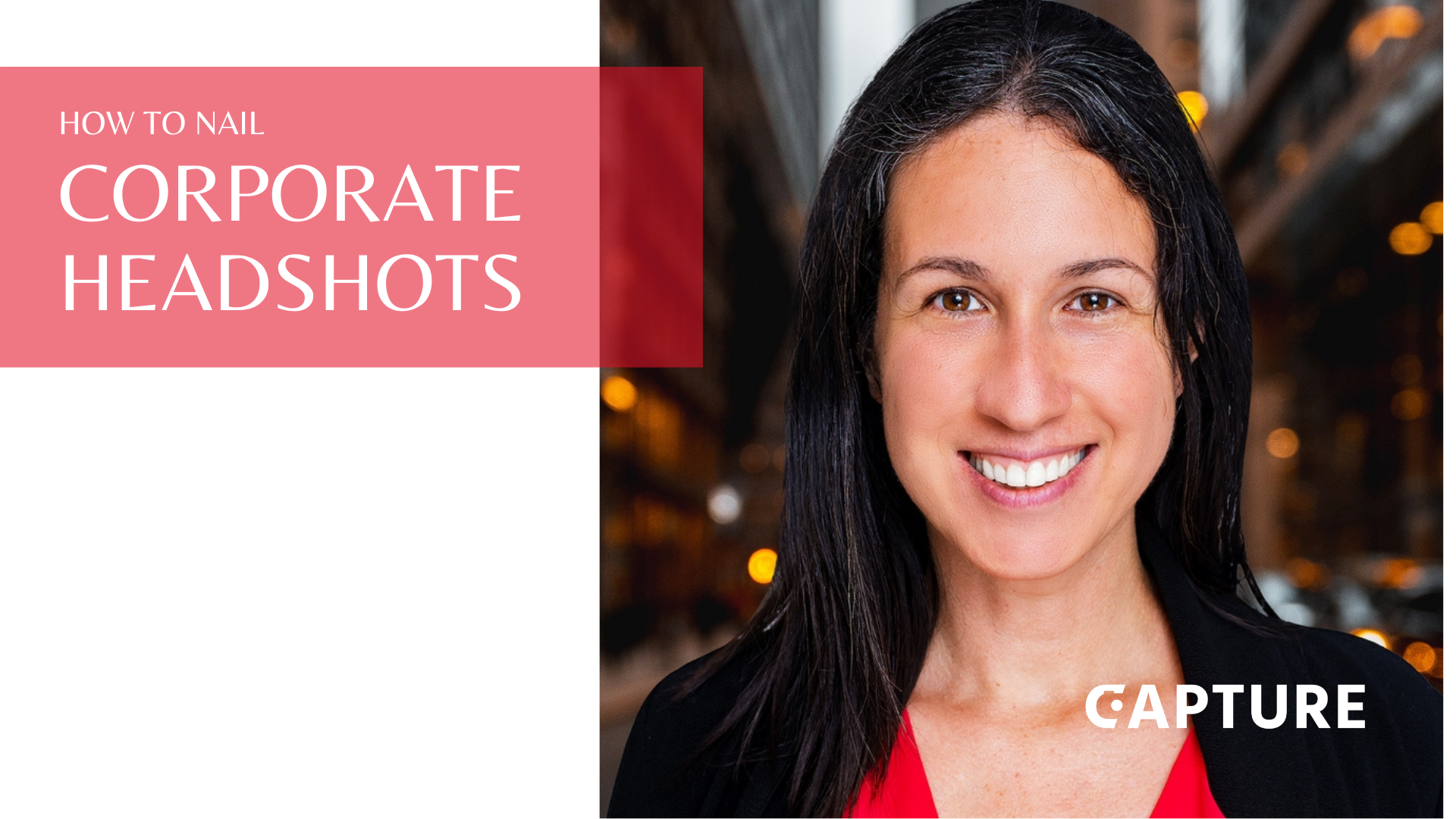 How To Get The Best Corporate Headshots - Everything You Need To Know
