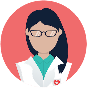 Hospital administrator managing with Scriptulate