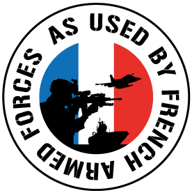 Used by French Armed Forces —cybersecurité