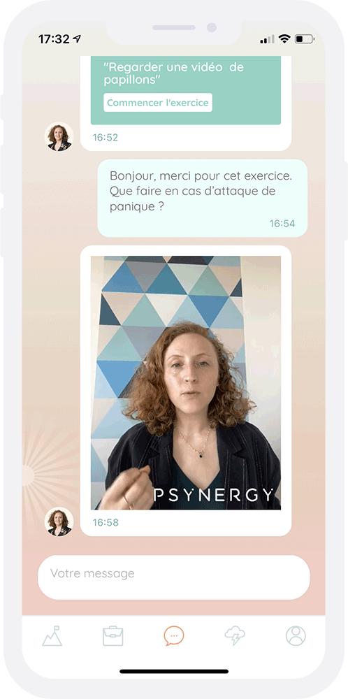 Psynergy - étape 3