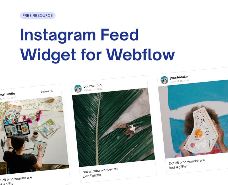 Instagram Feed thumbnail