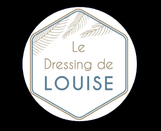 Logo de la boutique Le Dressing de Louise