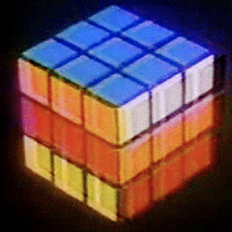 rubic cube loading gif