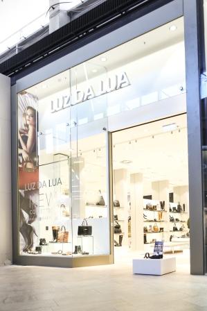 Eingangsbereich Luz da Lua im Shoppingcenter Fischapark