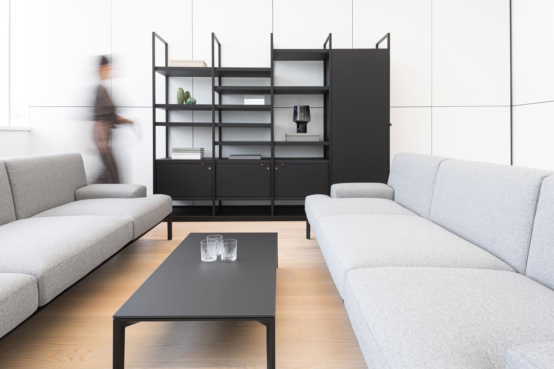Ringana, interior design, design, innenarchitektur, office design, möbel, designed von studio thörnblom