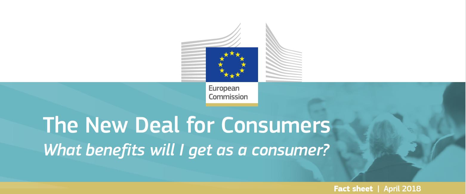 Uus kokkulepe tarbijatega