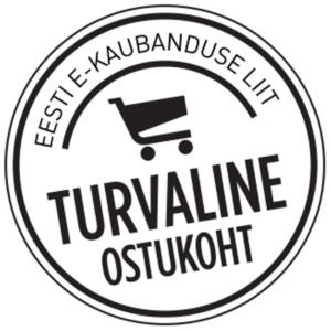 """Eesti E-kaubanduse Liidu poolt välja antav """"Turvaline Ostukoht"""" märgis on juba 102 Eesti e-poel."""