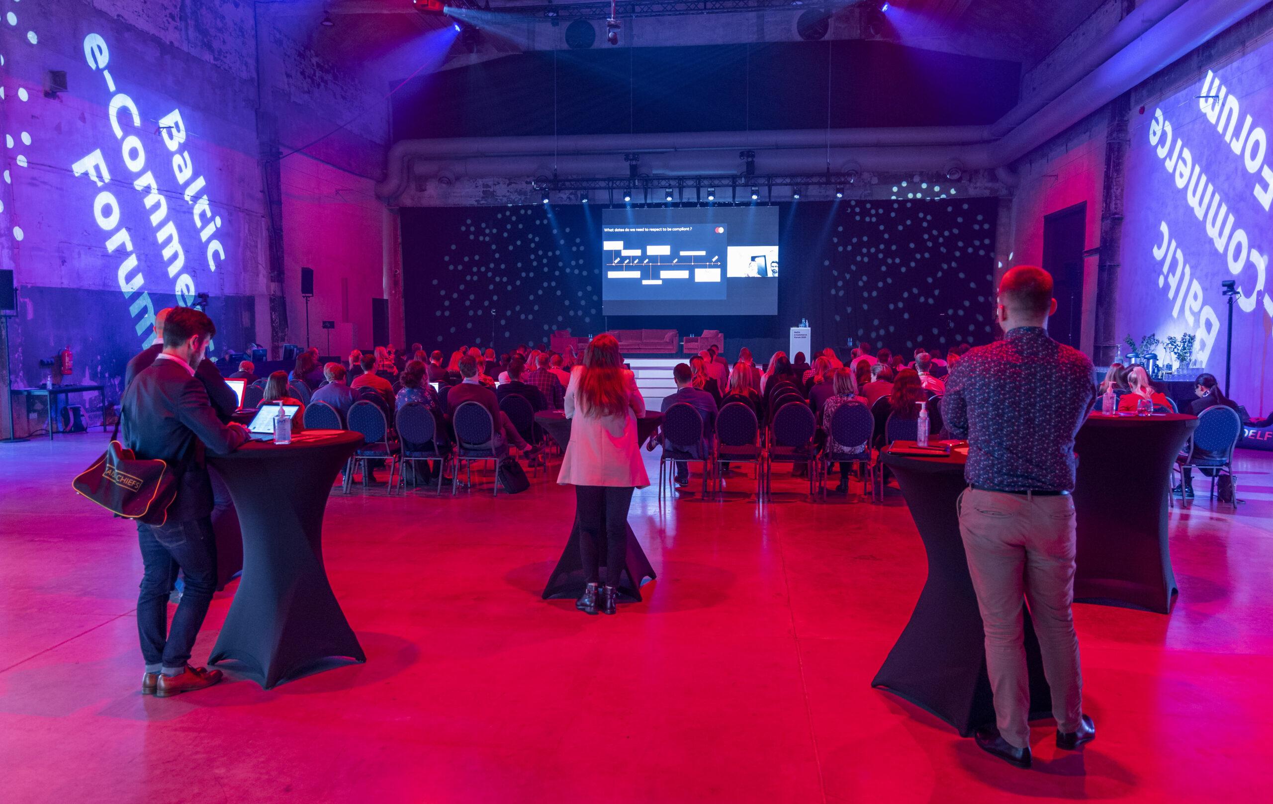 Baltic e-Commerce Forum 2020 pildigalerii