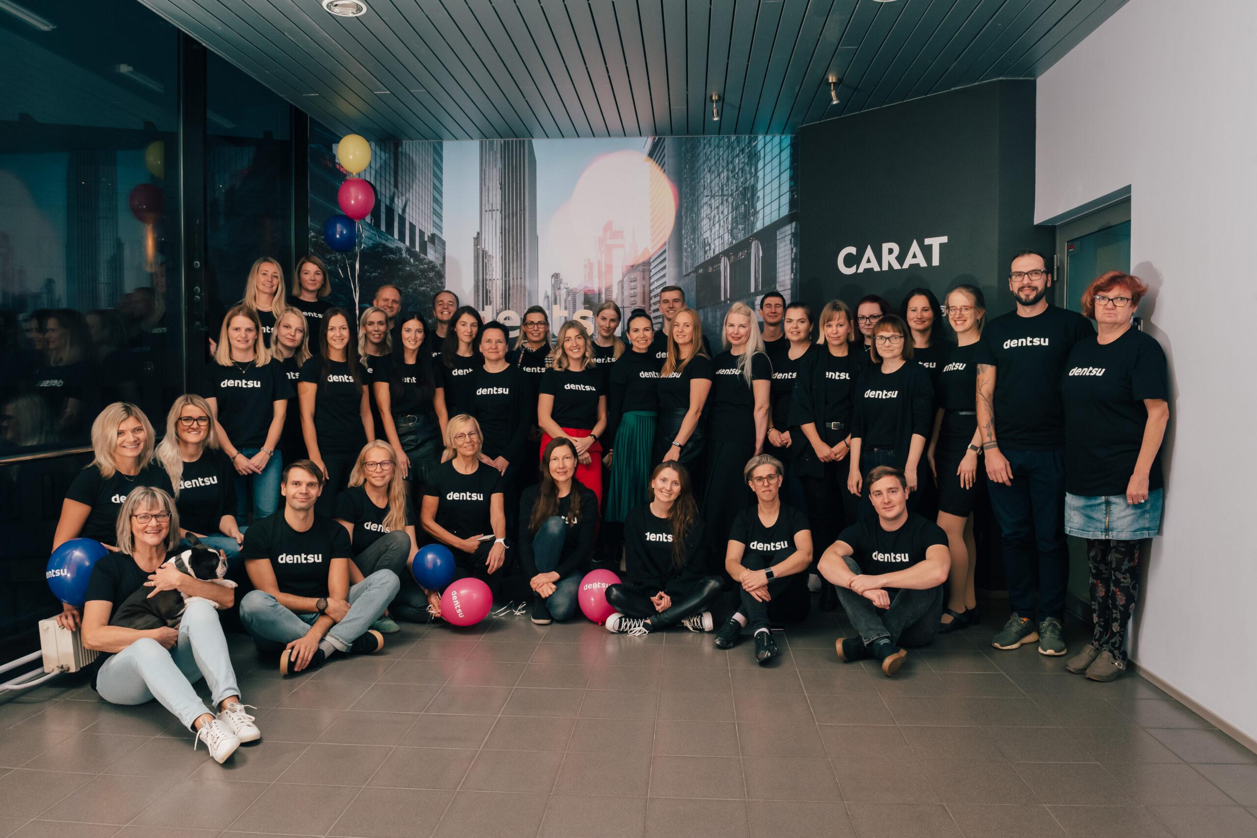 Eesti E-kaubanduse Liidu liikmest Dentsu Aegisest saab dentsu ning agentuuride grupp liigub uuele tasemele