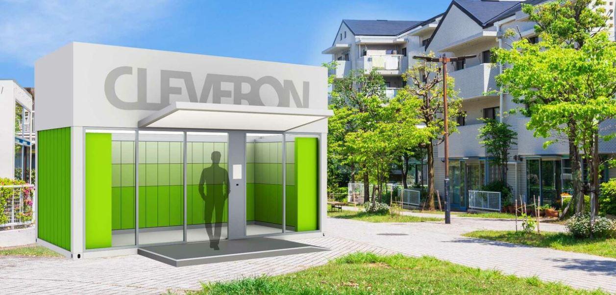 Cleveron investeerib üle 30 miljoni euro, et katta Eesti pakiautomaatidega, kuhu saab tarnida ka toidukaupu