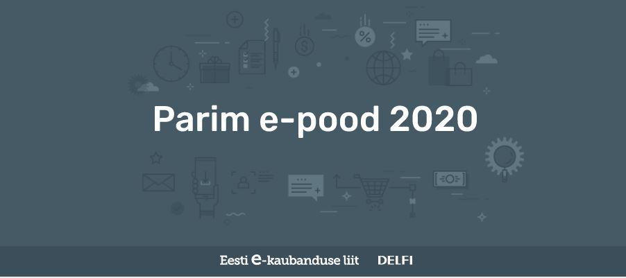 Eesti rahva lemmik e-pood 2020 konkurss