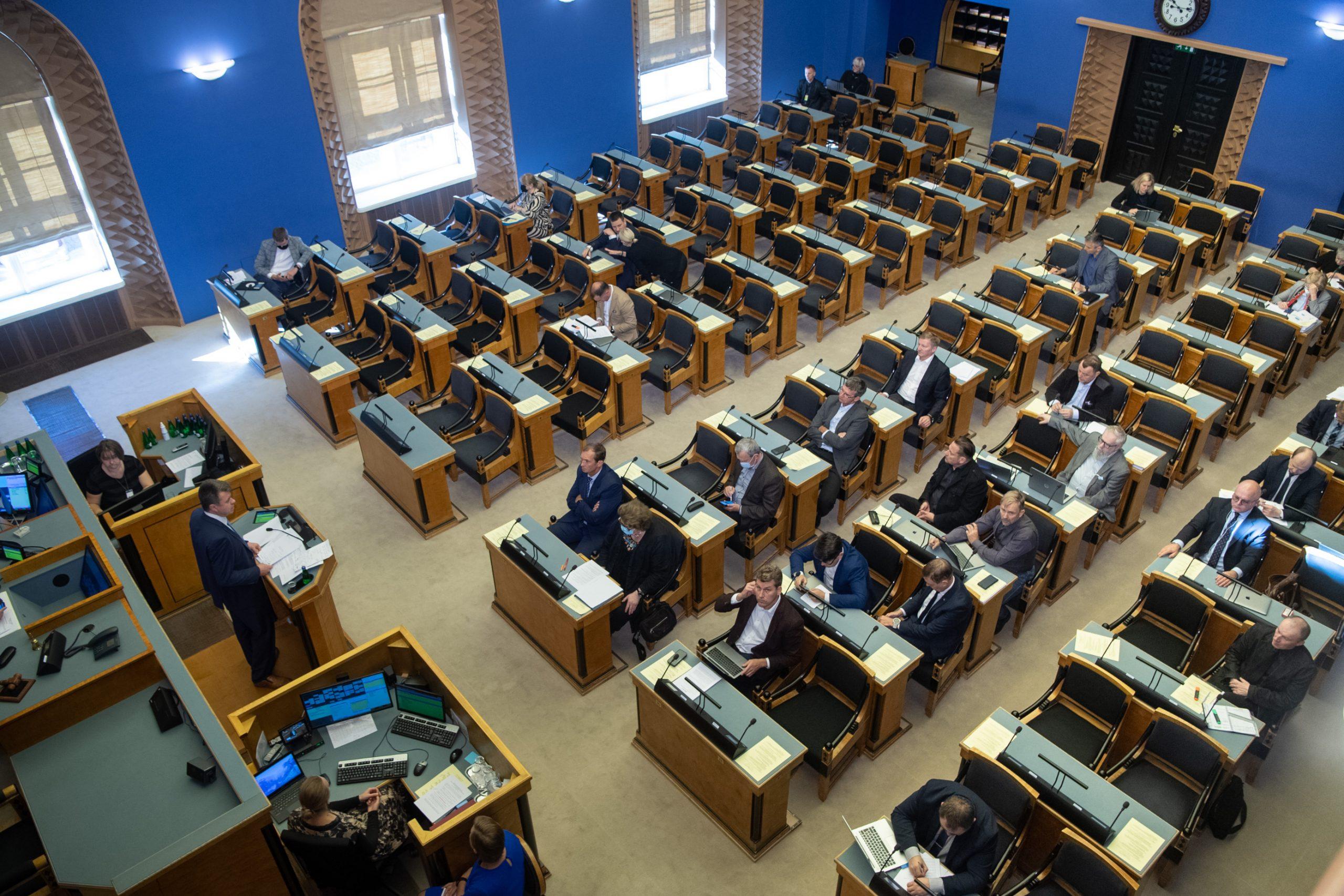 Riigikogus sündis e-kaubanduse toetusrühm