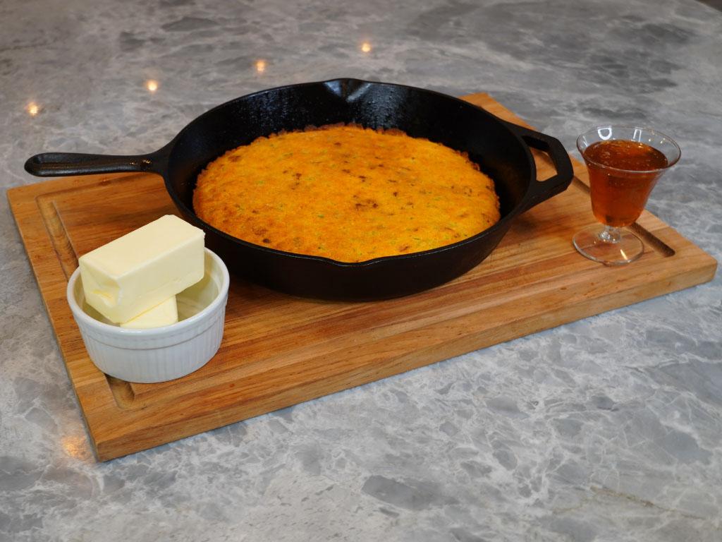 Moist & Delicious Bacon Jalapeno Cornbread Recipe