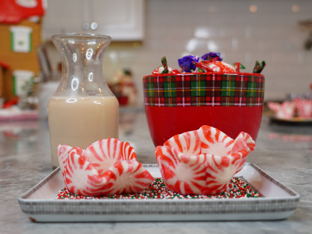 DIY Shot Glasses Out of PEPPERMINT CANDIES?