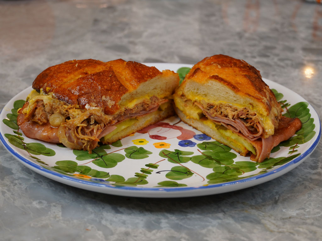 My Favorite Fall Sandwich: The CUBANO