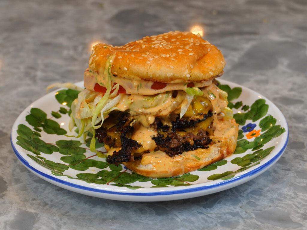 Bobby's Smash Burger Recipe