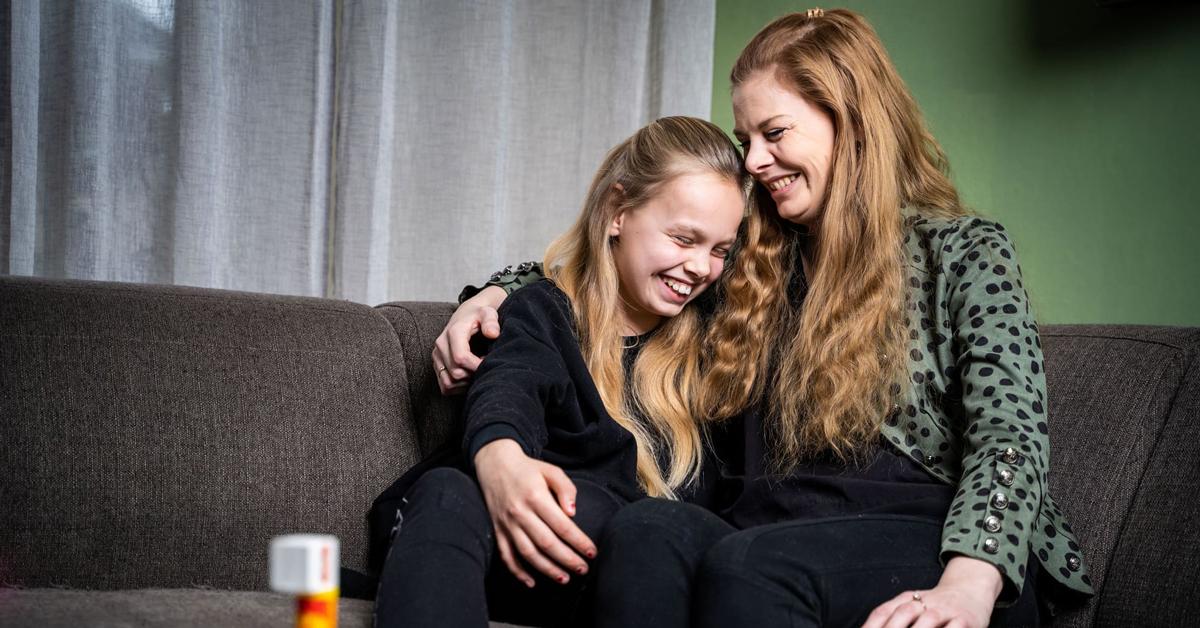 Nieuwe wending voor Denise Lunding en haar gezin