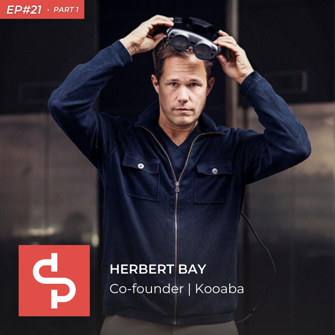 Herbert Bay, co-founder Kooaba, Swisspreneur Podcast