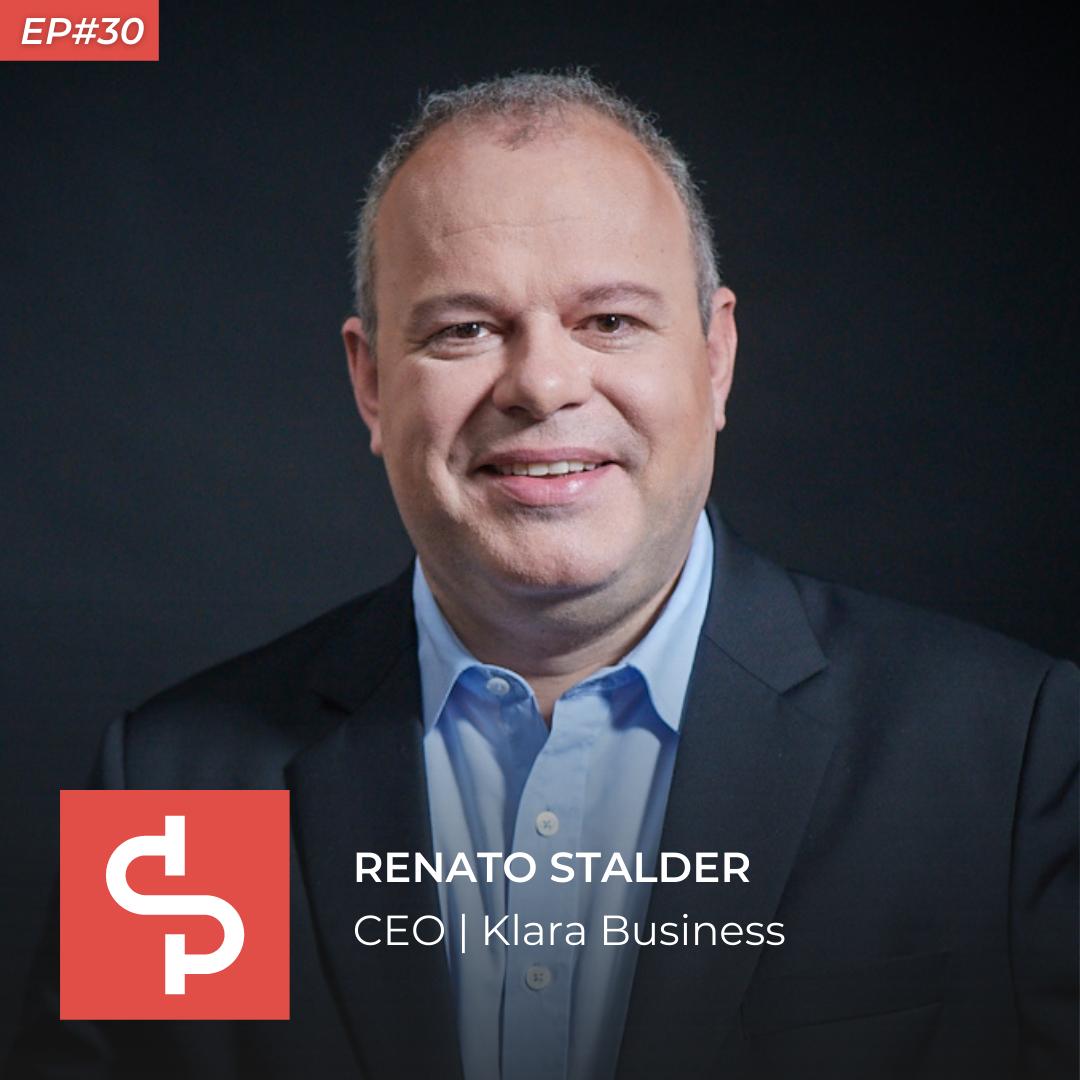 Renato Stalder, CEO Klara Business, Swisspreneur Podcast