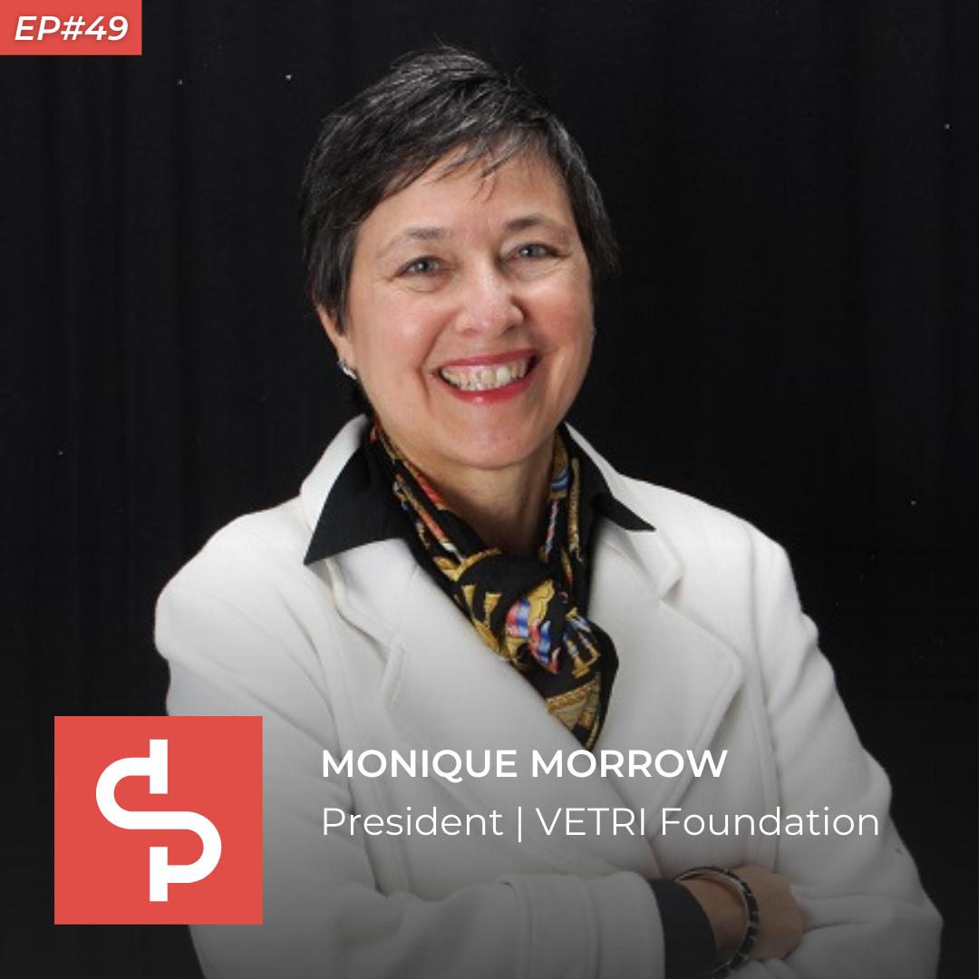 Monique Morrow, president VETRI foundation, Swisspreneur Podcast