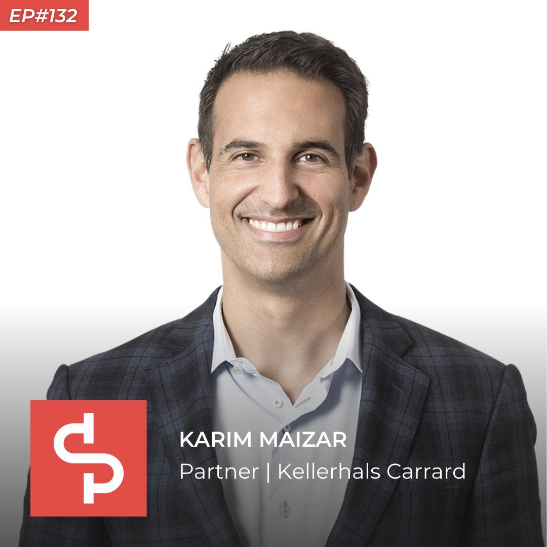 Karim Maizar, partner Kellerhals Carrard, Swisspreneur Podcast
