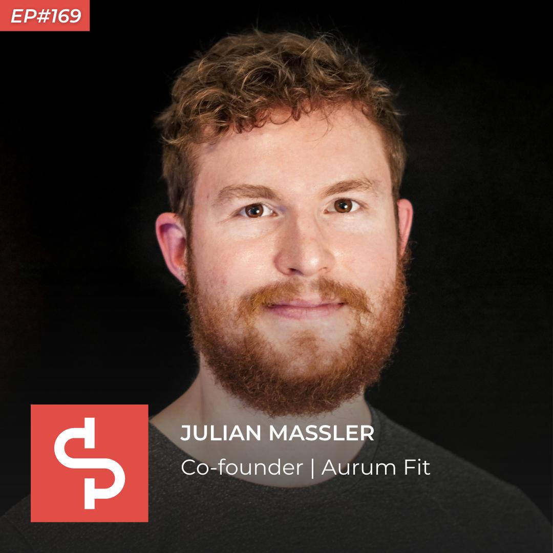 Julian Massler, co-founder Aurum Fit, Swisspreneur Podcast