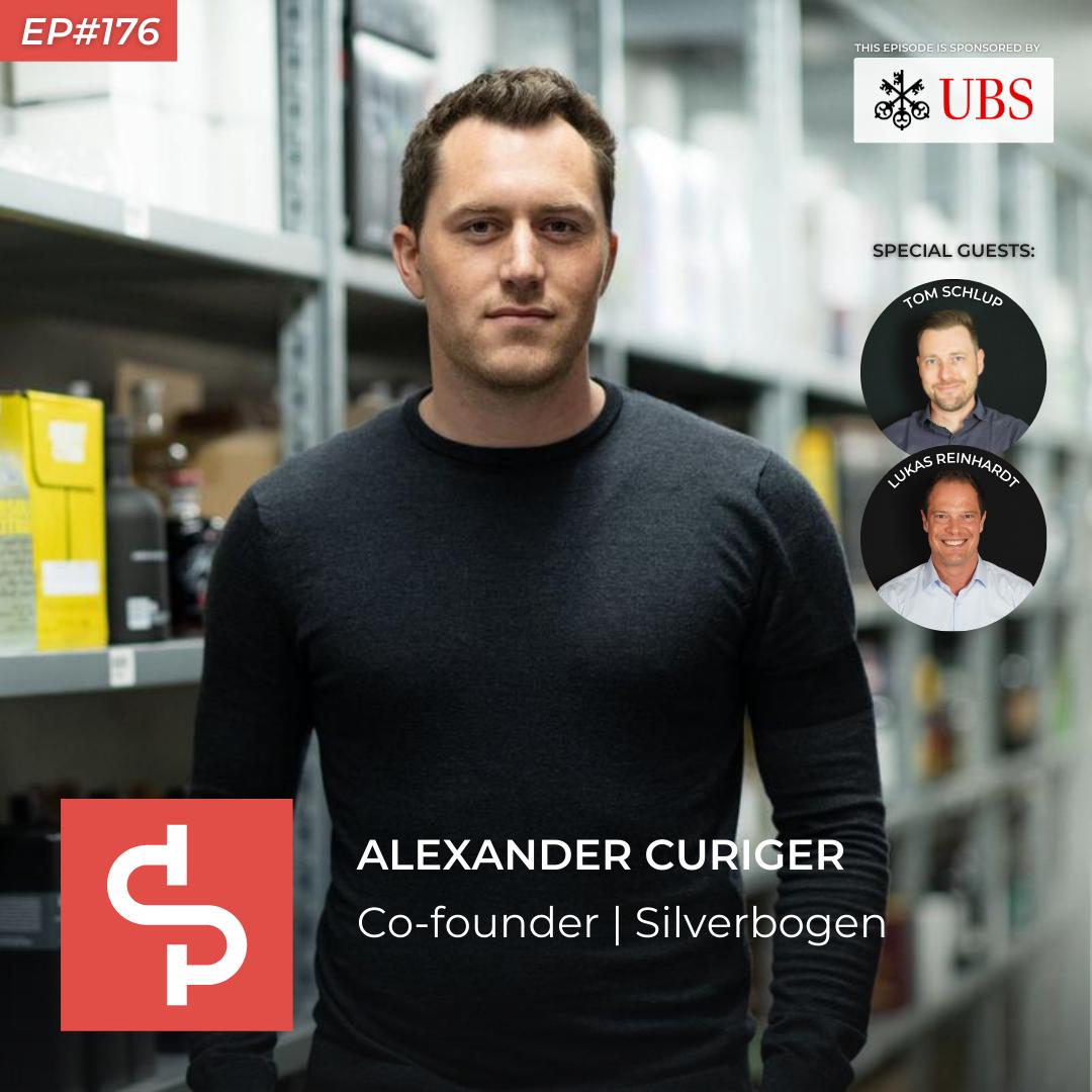 Alexander Curiger, co-founder Silverbogen, Swisspreneur Podcast