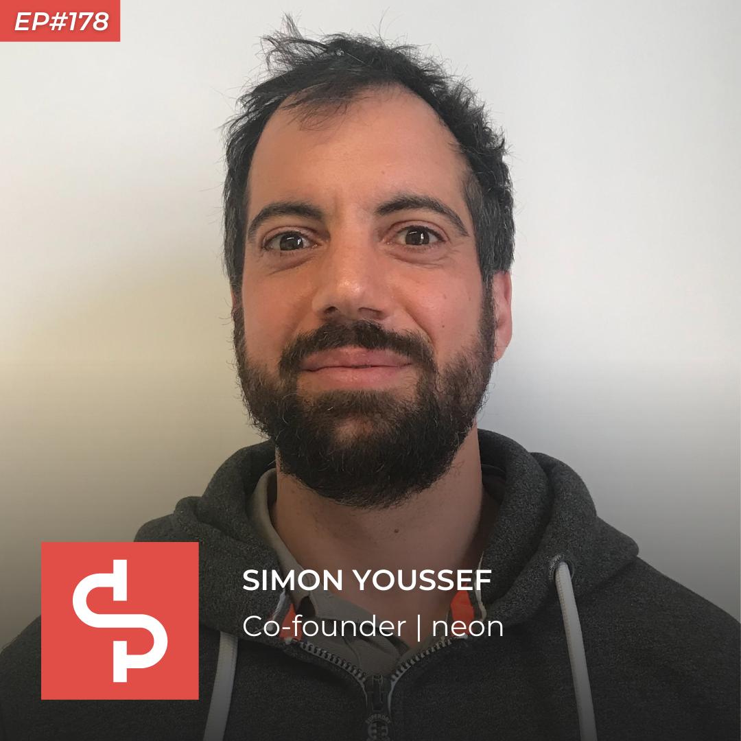 Simon Youssef, co-founder neon, Swisspreneur Podcast