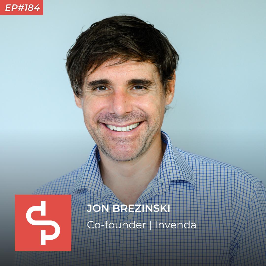 Jon Brezinski, co-founder Invenda, Swisspreneur Podcast