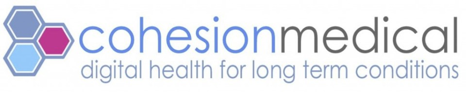 cohesionmedical white logo