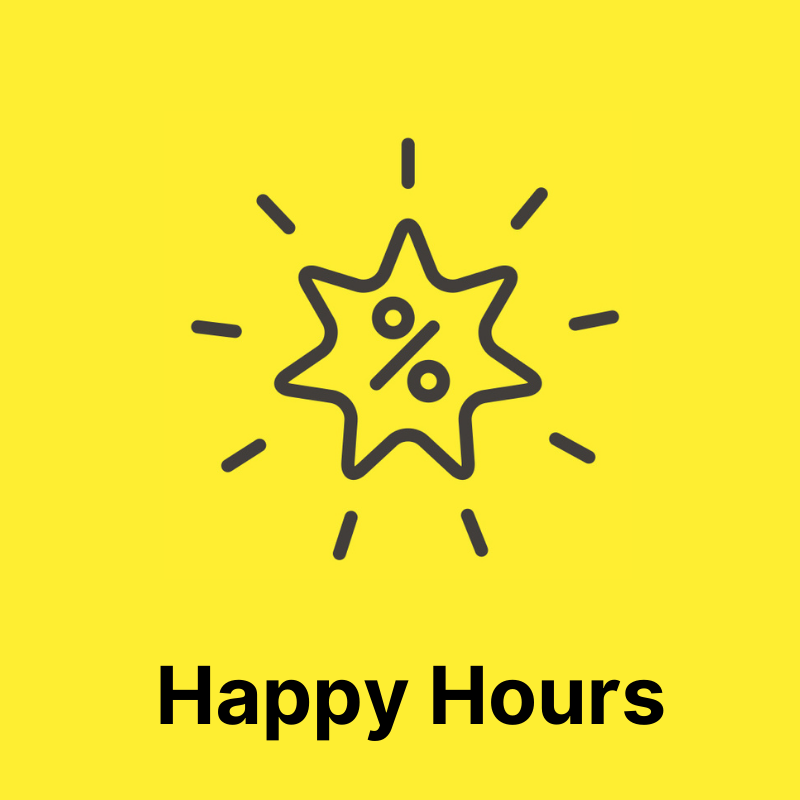 Happy Hours -Automate Flash Sales- Shopify App
