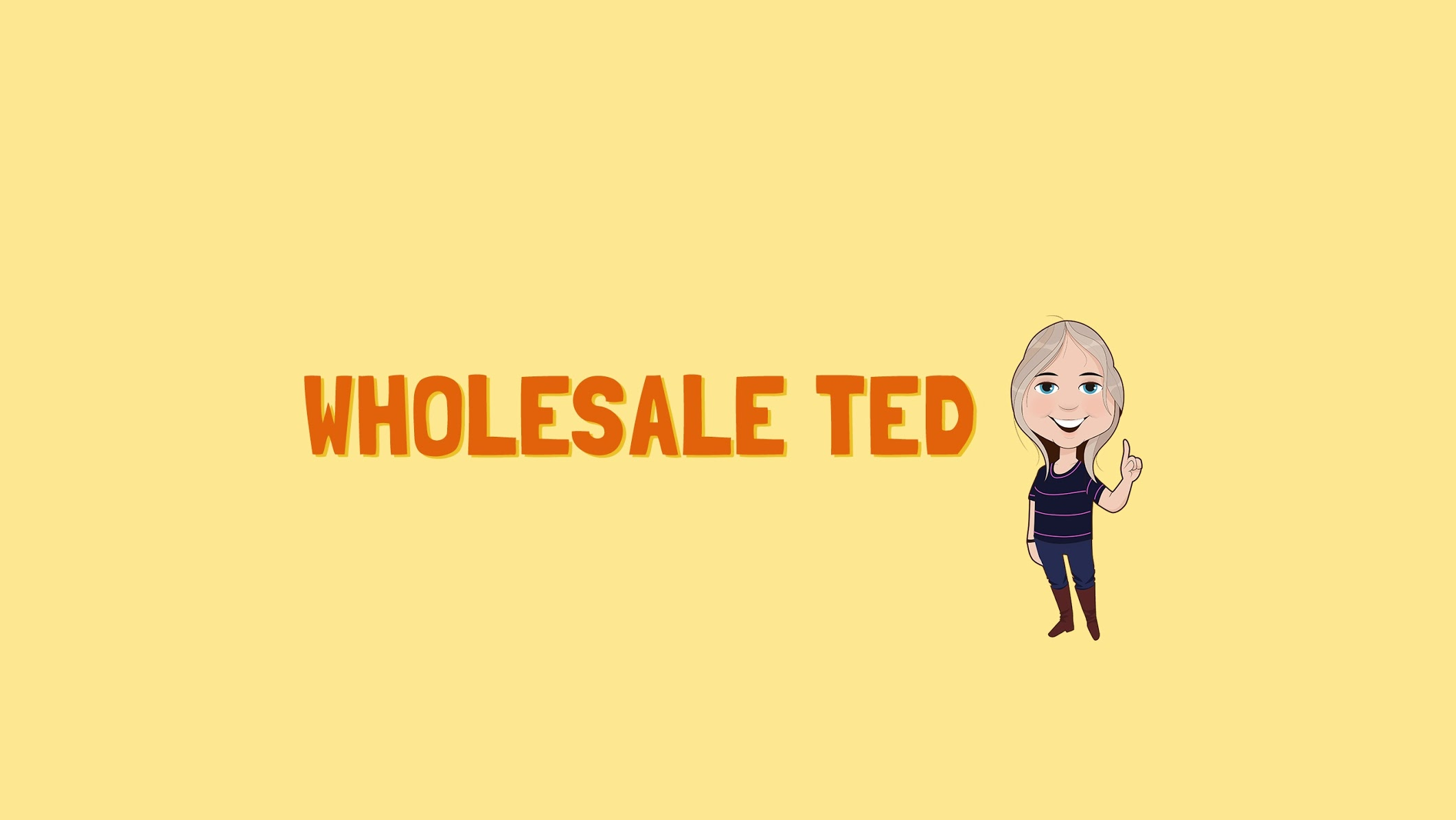 Wholesale Ted- eCommerce Youtube Channels 2021