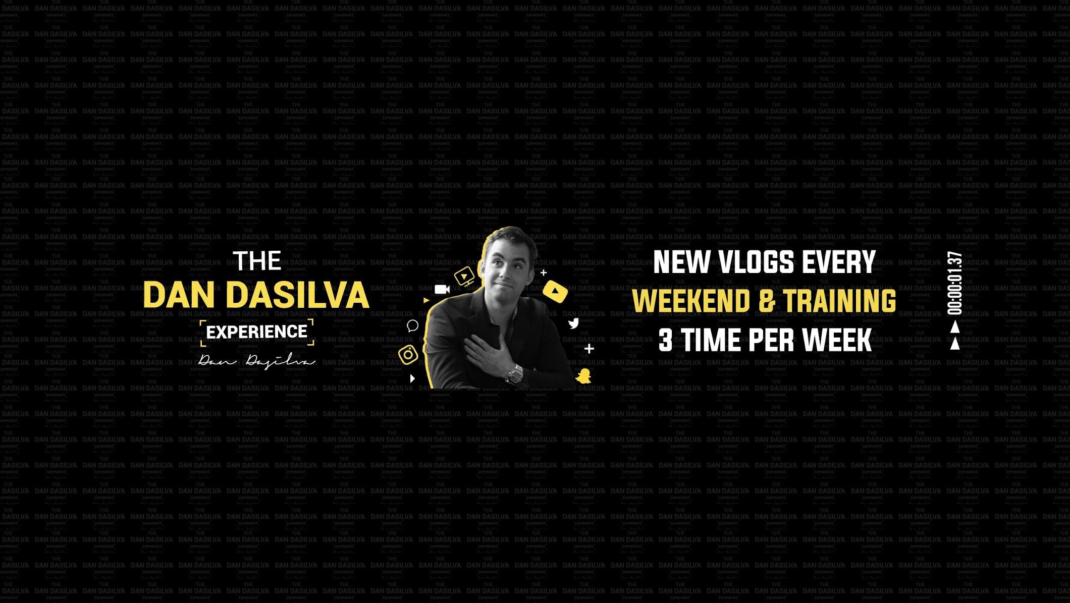 Dan Dasilva- eCommerce Youtube Channels 2021