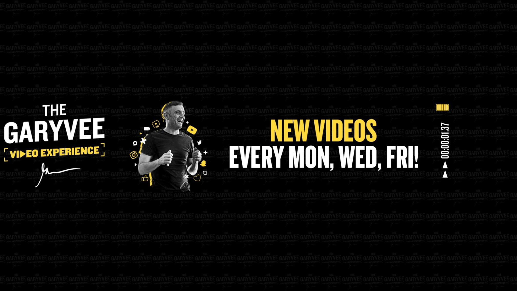 Gary Vee- eCommerce Youtube Channels 2021