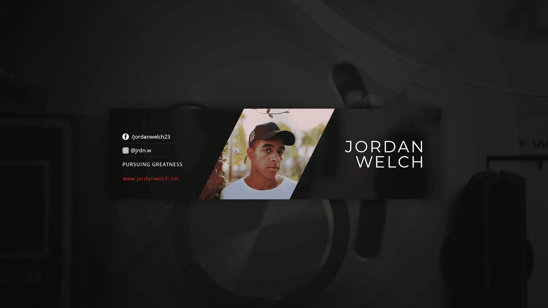 Jordan Welch- eCommerce Youtube Channels 2021
