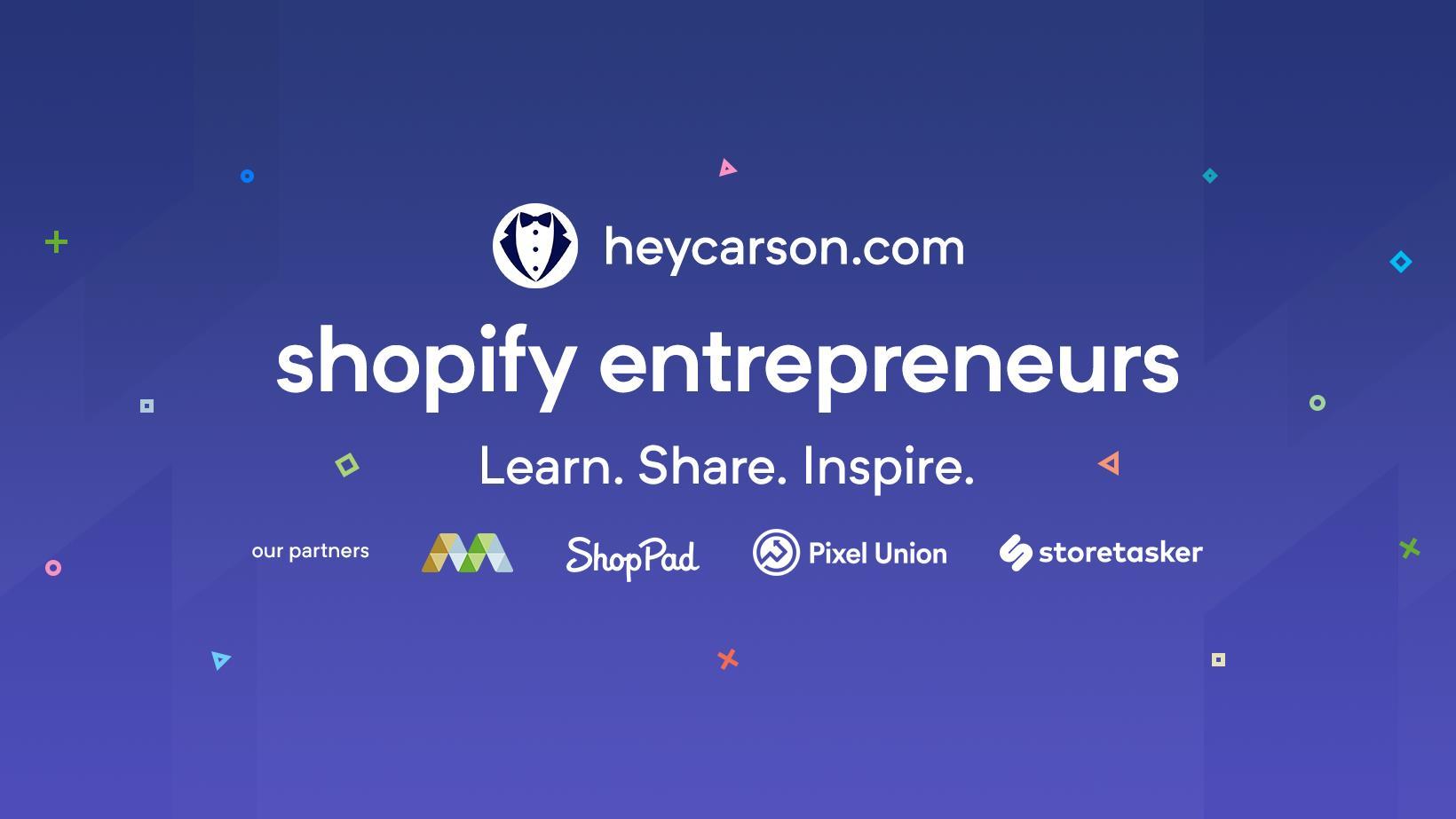Shopify Entrepreneurs- eCommerce Facebook Groups 2021