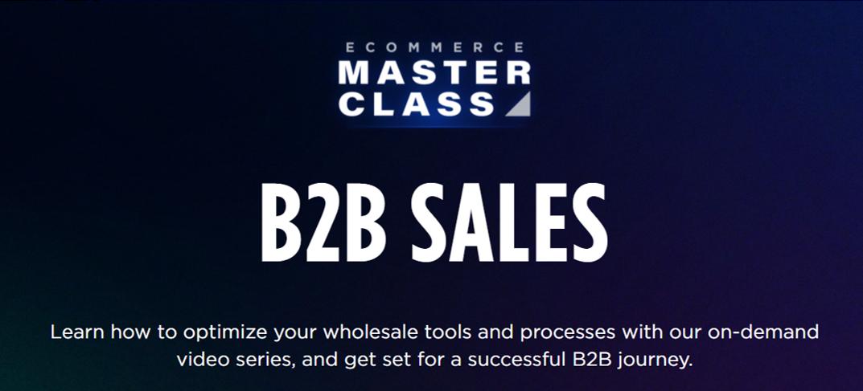 Ecommerce Masterclass- eCommerce Courses 2021