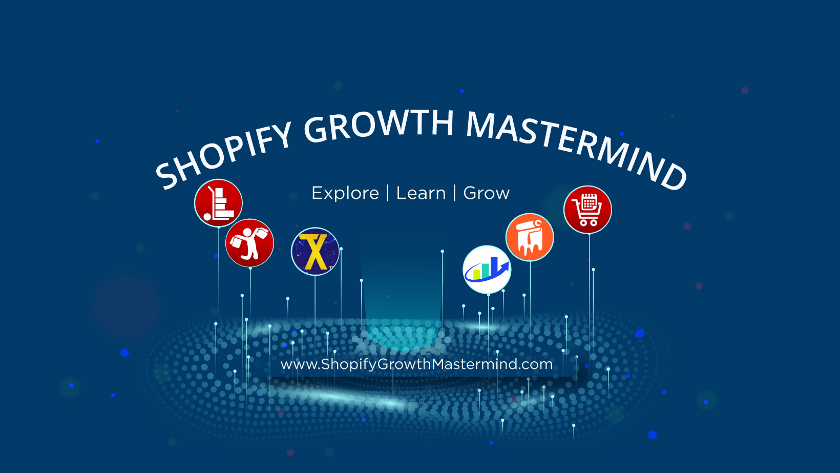 Shopify Growth Mastermind- eCommerce Facebook Groups 2021