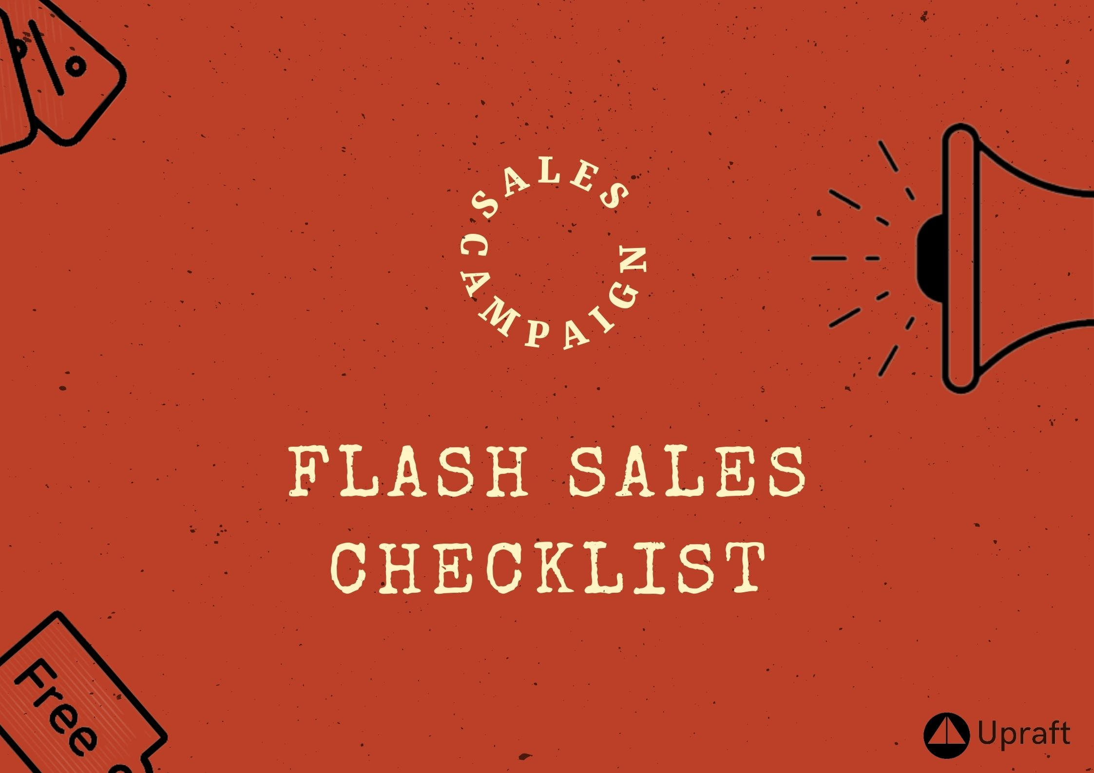 12 Point Actionable Checklist for Successful Flash Sales Campaign