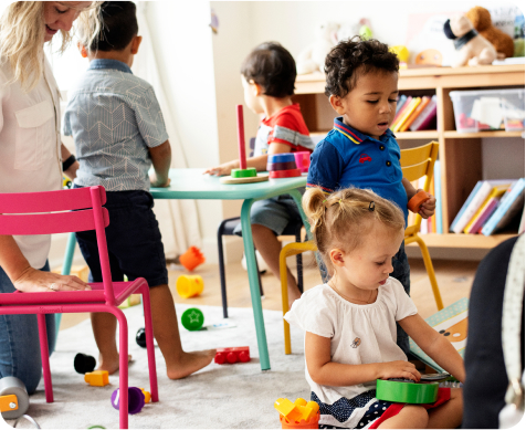 Image of childcare setting