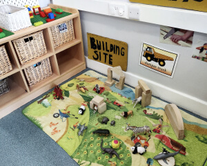 Image from StartBright Bawnogue centre