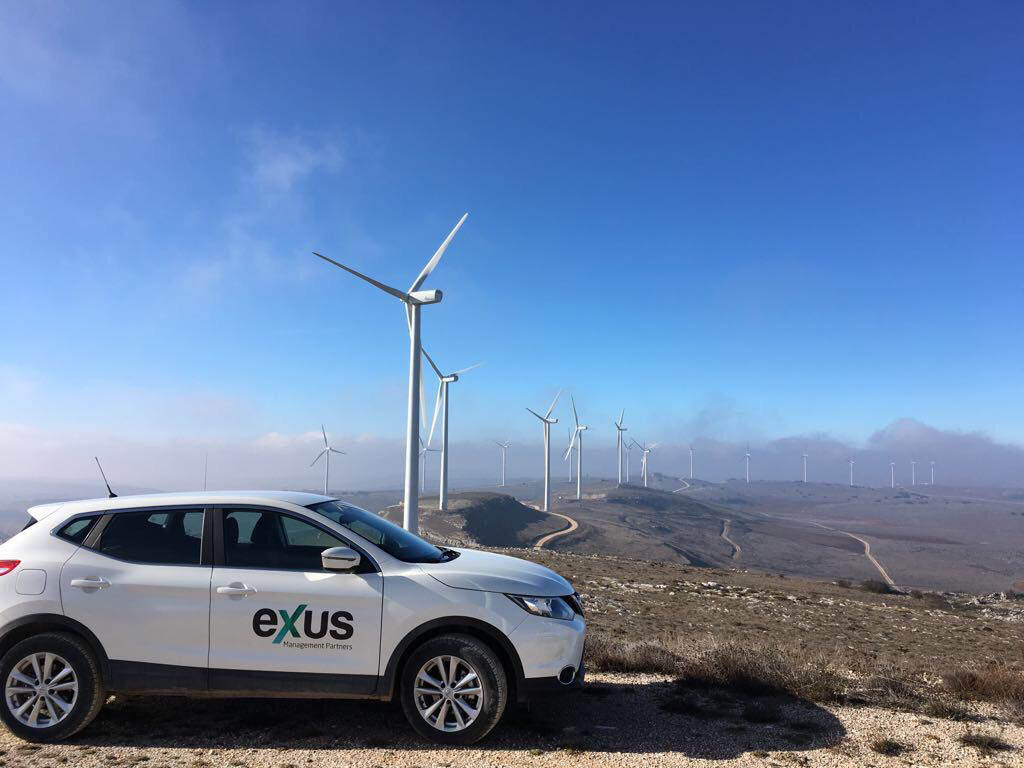 Exus closes sale of 11 Spanish wind farms from Corporacion Masaveu to China Three Gorges