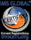 IMS certified logo.