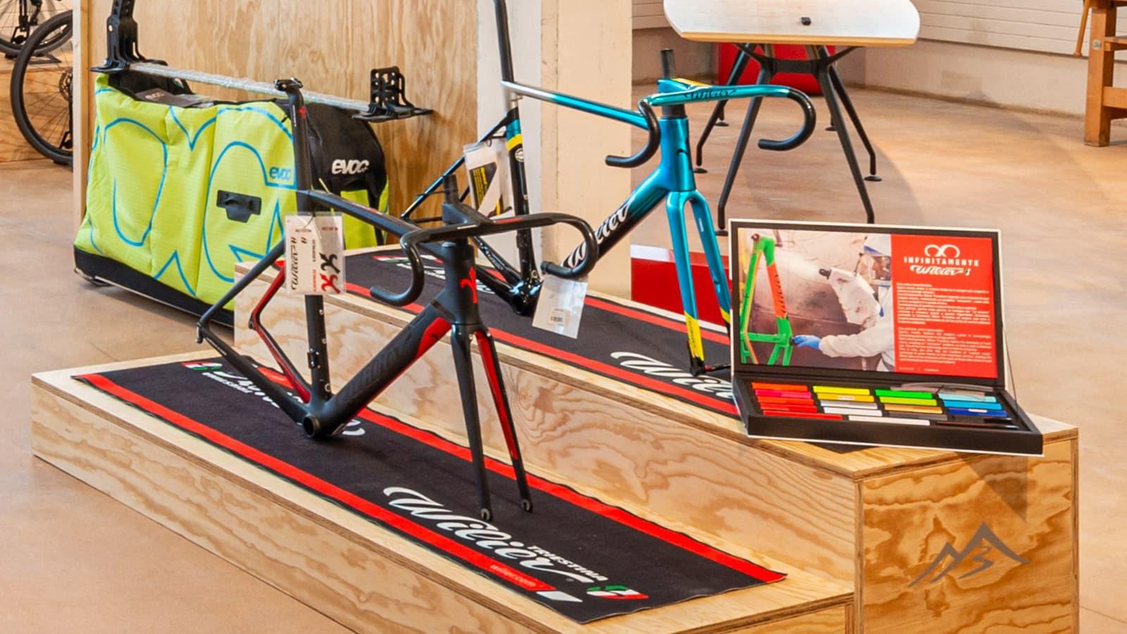 Sportpark Aare-Rhein Customize your Bike